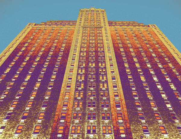 Photograph - Row Nyc Hotel by Juergen Weiss