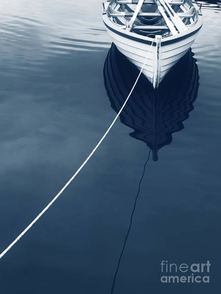 Photograph - Row Row Row Your Boat Life Is But A Dream by Edward Fielding