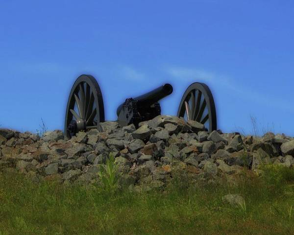 Photograph - Rowen's Battery by John Feiser