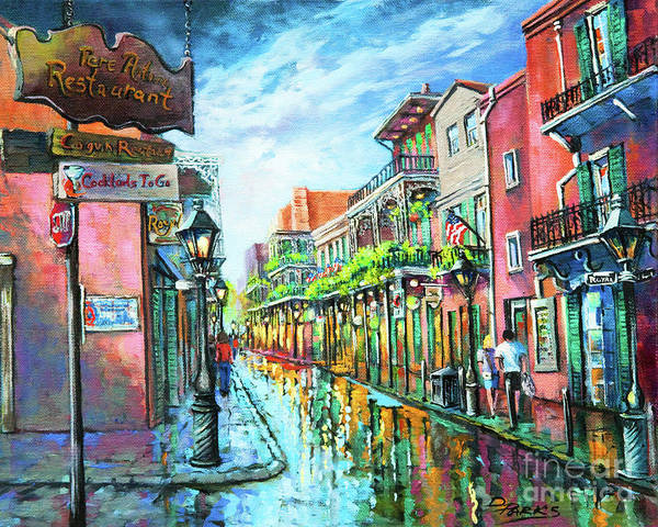 Painting - Royal Lights by Dianne Parks