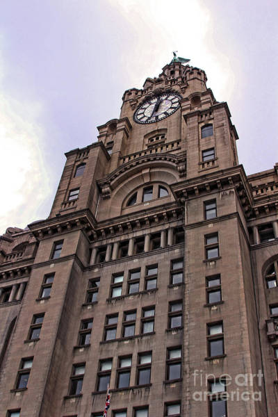 Photograph - Royal Liver Building by Doc Braham