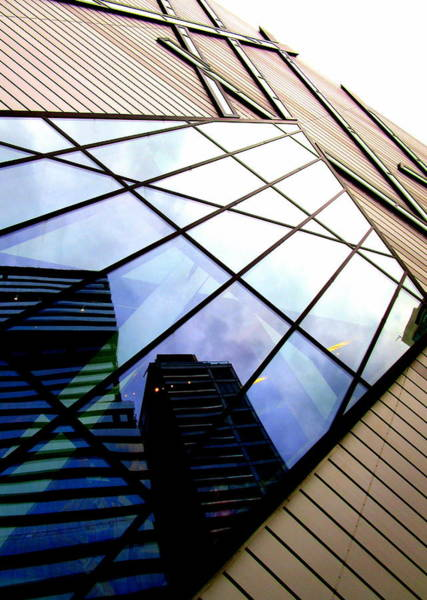 Roms Photograph - Royal Ontario Museum 7 by Randall Weidner