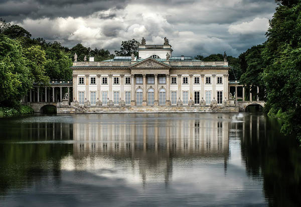 Wall Art - Photograph - Royal Palace In The Park by Jaroslaw Blaminsky