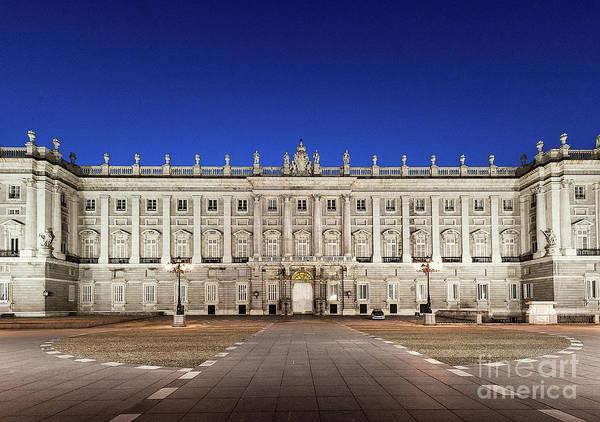 Wall Art - Photograph - Royal Palace Madrid by John Greim