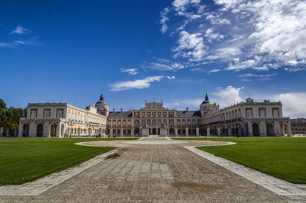 Photograph - Royal Palace Of Aranjuez by Pablo Lopez