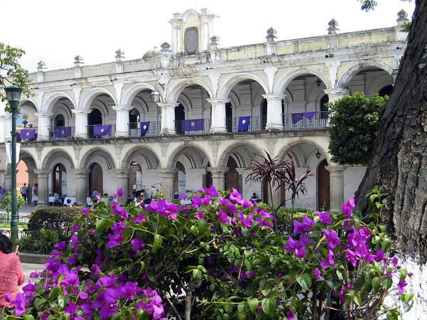 Photograph - Royal Palace Old Antigua by Kurt Van Wagner