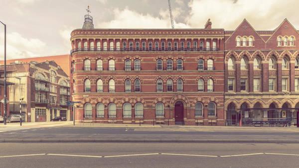Photograph - Royal Talbot House A 2 Victoria Street Bristol by Jacek Wojnarowski
