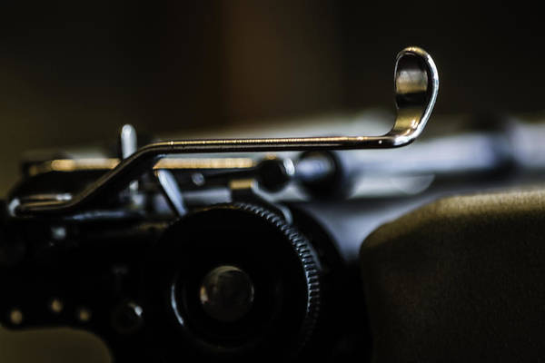 Photograph - Royal Typewriter #10 by Chris Coffee