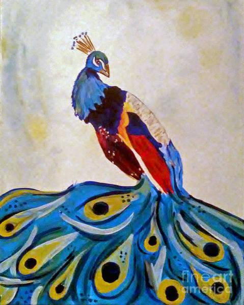 Painting - Royalty by Jilian Cramb - AMothersFineArt