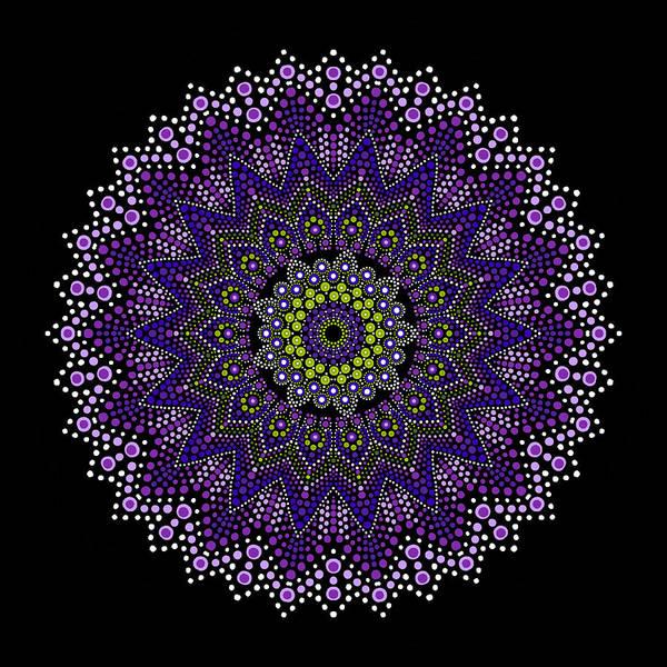 Digital Art - Royalty Lace by Lisa Schwaberow