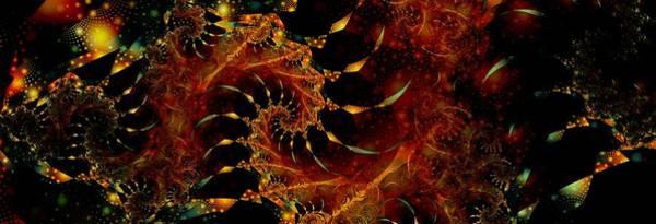 Algorithm Digital Art - Royalty Wars by Lauren Goia