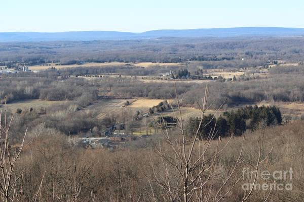 Photograph - Rt 80 Scenic Ovelook Allamuchy 2 by Christopher Lotito