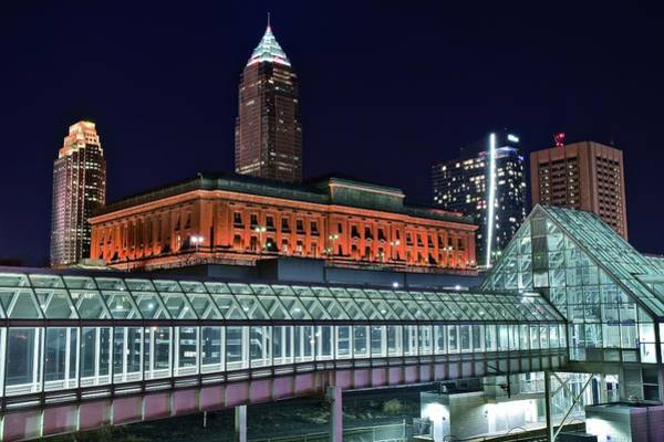Wall Art - Photograph - Rta Cleveland by Frozen in Time Fine Art Photography