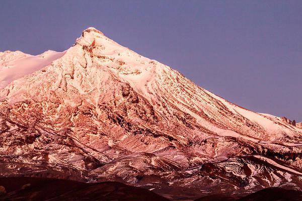 Photograph - Ruapehu Eastern Summit by Nicholas Blackwell