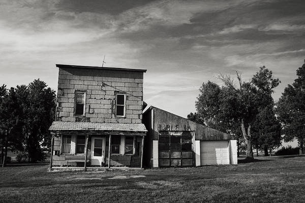 Photograph - Ruble Iowa by Tom Woll