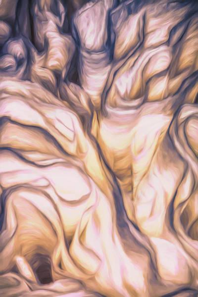 Flow Wall Art - Photograph - Ruffles by Tom Mc Nemar