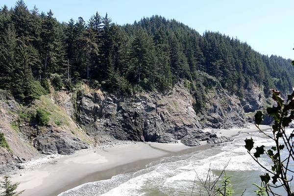 Photograph - Rugged Oregon Coast - 5 by Christy Pooschke