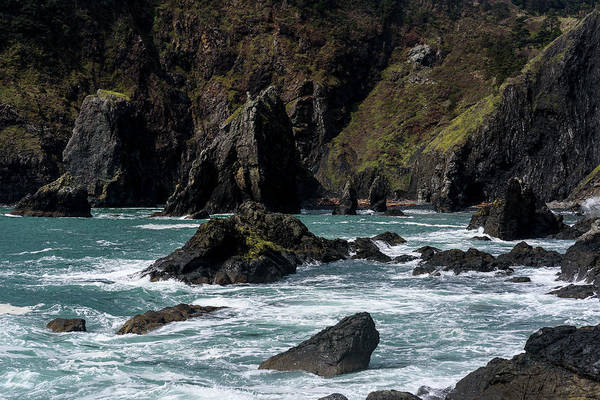 Photograph - Rugged South Coast by Robert Potts
