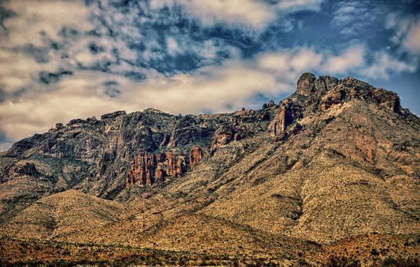 Photograph - Rugged Terrain by Judy Hall-Folde