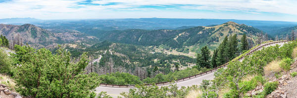 Photograph - Ruidoso, Nm Panoramic by Adam Reinhart