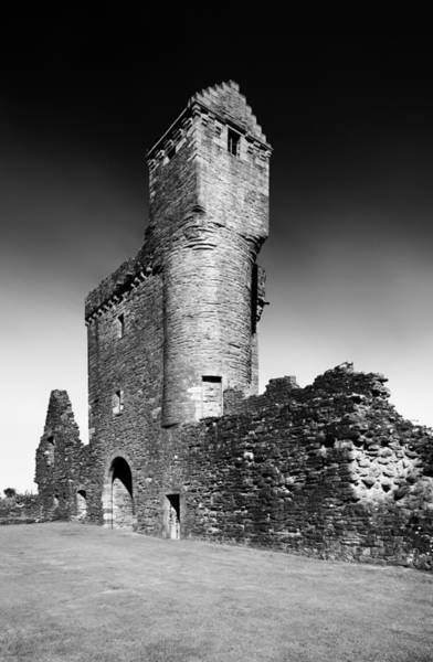 Photograph - Ruin by Grant Glendinning