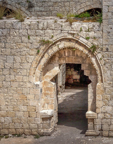 Photograph - Ruins Archway by Endre Balogh