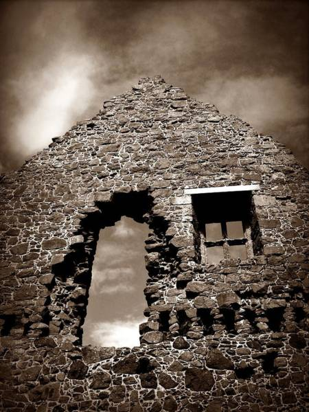 Photograph - Ruins At Dunluce by Patricia Strand