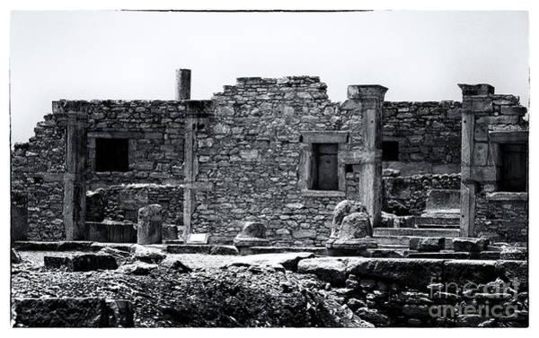 Wall Art - Photograph - Ruins At The Sanctuary Of Apollo Hylates by John Rizzuto