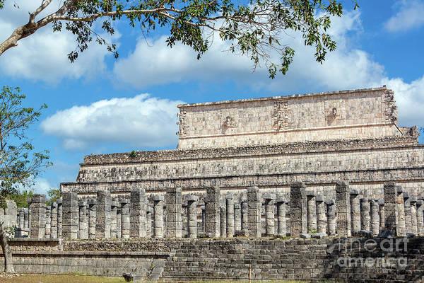 Wall Art - Photograph - Ruins Of Chichen Itza by Jess Kraft