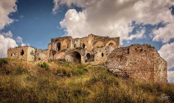 Photograph - Ruins Of Migdal Tzedek 2 by Endre Balogh