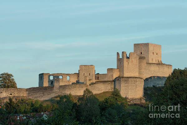 Old Wall Art - Photograph - Ruins Of Rabi Castle by Michal Boubin