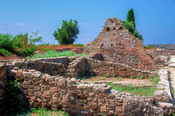 Photograph - Ruins Of The Ancient City Of Side by Sun Travels