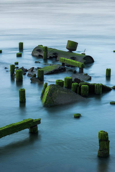 Photograph - Ruins Of The Day by Robert Potts