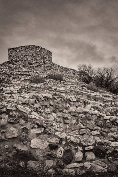 Smith Rock Wall Art - Photograph - Ruins Of Tuzigoot by Joseph Smith