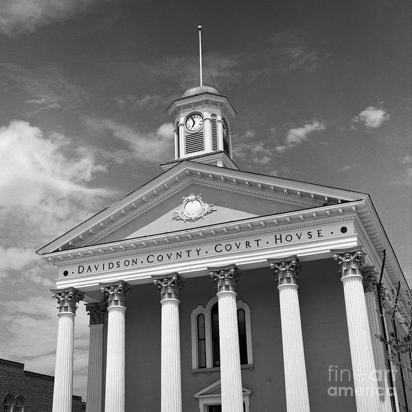 Courthouse Towers Wall Art - Photograph - Rule Of Law 1 by Patrick M Lynch