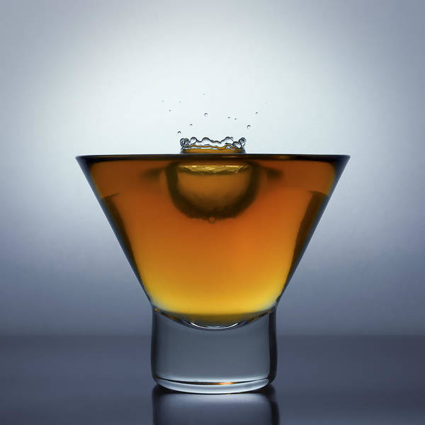 Photograph - Rum Drop by Ryan Heffron