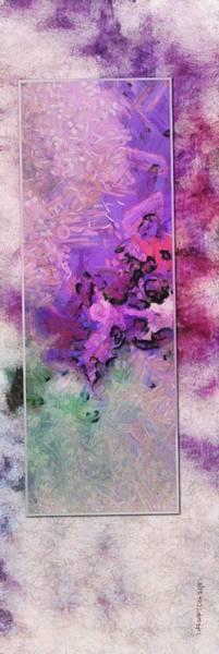 Lurksart Painting - Rumex Feel  Id 16097-192656-75103 by S Lurk