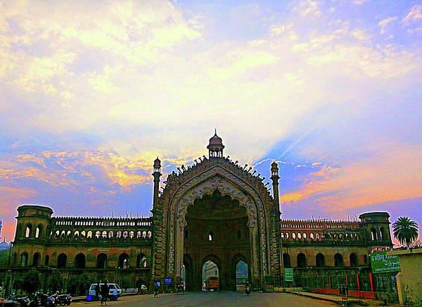 Photograph - Rumi Darwaza by Atullya N Srivastava