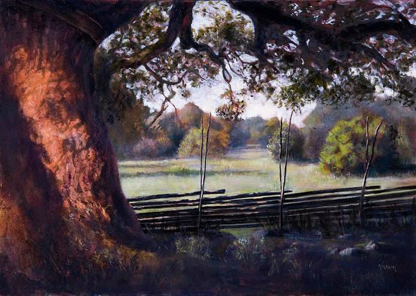 Painting - Rumskullaeken by Brandon Kralik