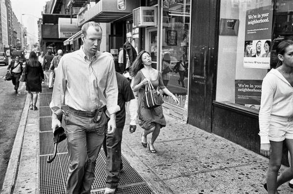 Photograph - Run by Dave Beckerman
