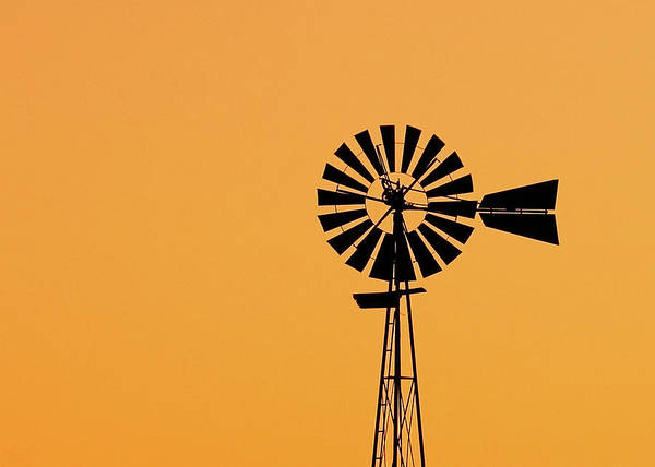 Photograph - Run Of The Wind Mill by Todd Klassy