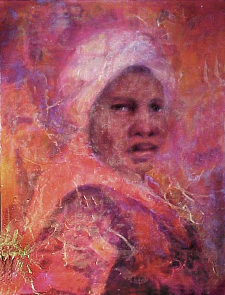 Mixed Media - Runaway Nancy by Cora Marshall