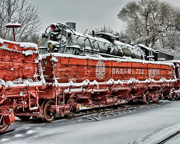 Photograph - Running Out Of Steam by Jeffrey Jensen