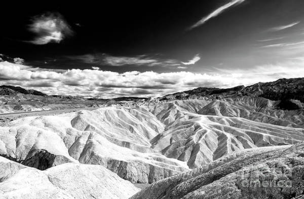 Photograph - Running Out Of Time In Death Valley by John Rizzuto