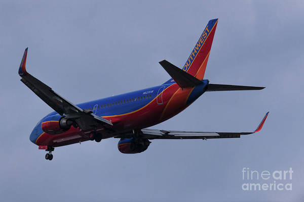 Photograph - Runway In Sight by Dale Powell