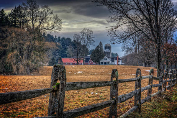 Amish Country Photograph - Rural America by Everet Regal