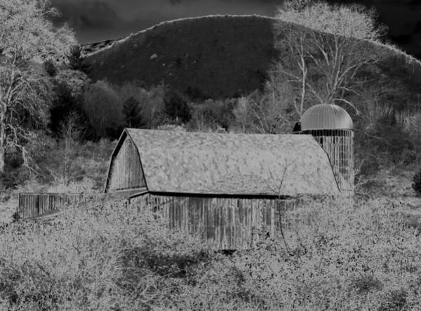 Photograph - Rural Barn by Paul Ross