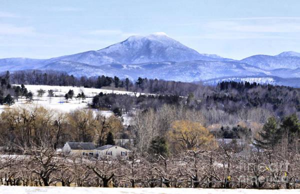 Photograph - Rural Beauty Vermont Style by Deborah Benoit