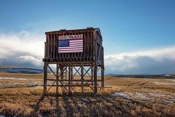 Wall Art - Photograph - Rural Blessing by Todd Klassy