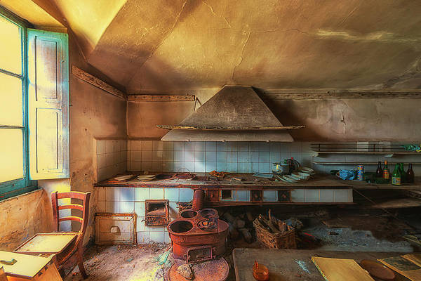 Photograph - Rural Culinary Atmosphere Nr 3 - Atmosfera Culinaria Rurale IIi by Enrico Pelos